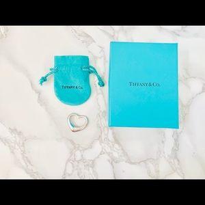 Tiffany & Co. Peretti Large Heart Pendant